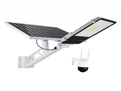 CCTV Camera solar led street light