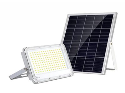 Solar led reflector light