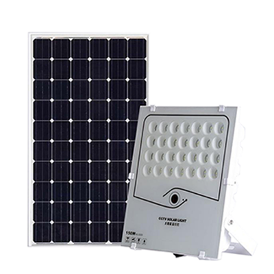 APP Camera Solar LED Flood Light